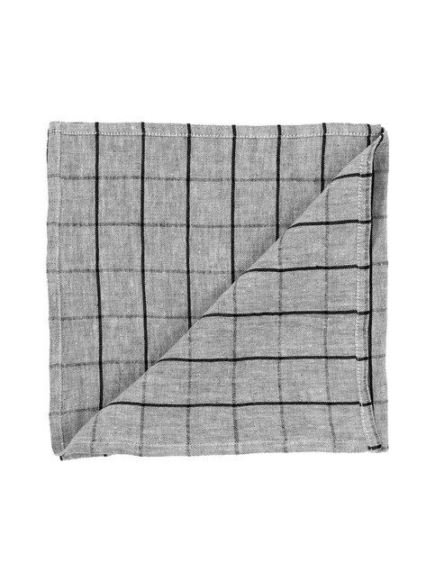 Meal-pellavalautasliina 50 x 50 cm
