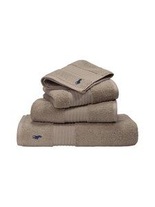Ralph Lauren Home - POLO PLAYER Towel -pyyhe 33 x 33 - FAUN | Stockmann