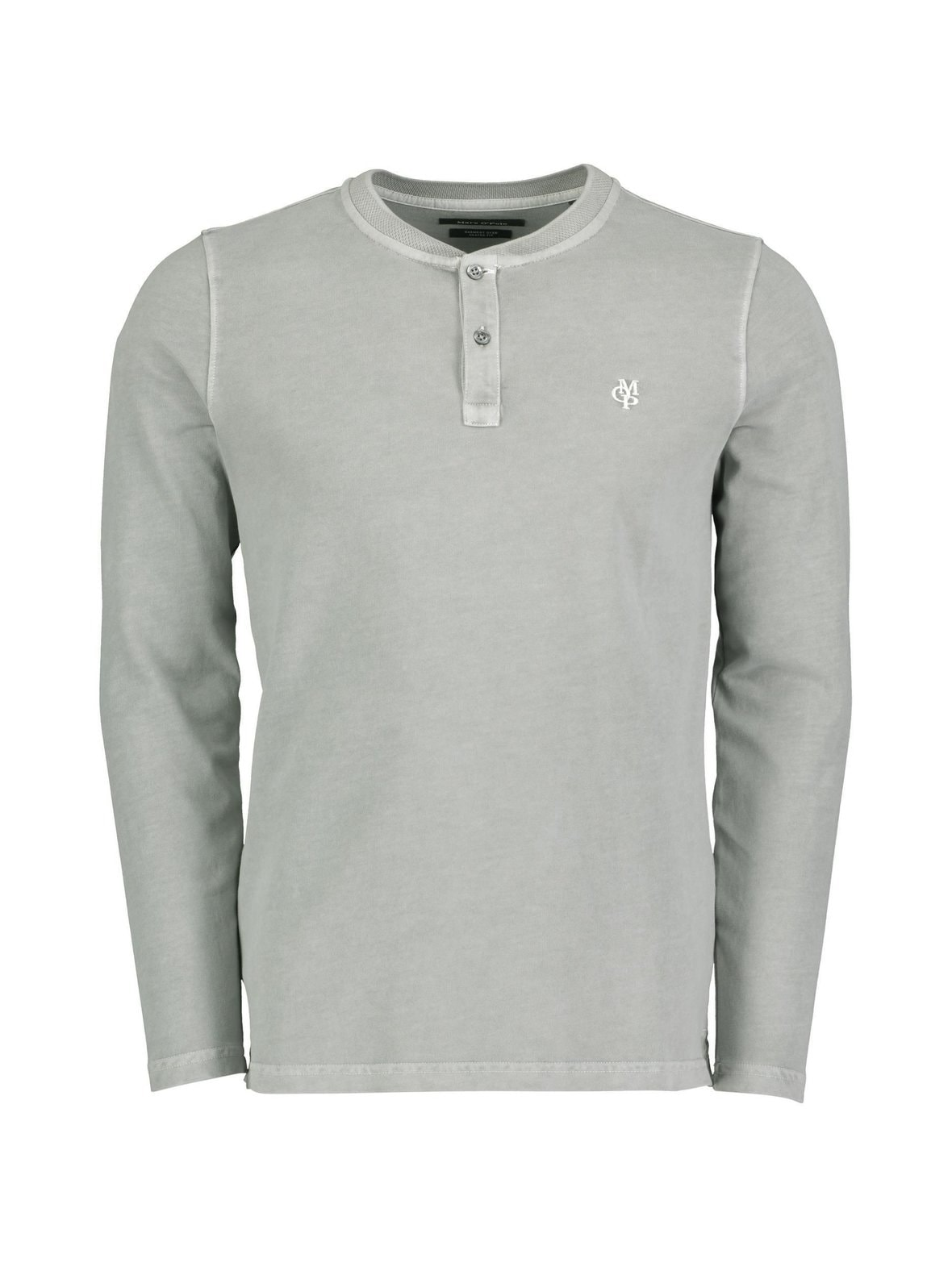 Light Grey (vaaleanharmaa) Marc O Polo Serafino Long Sleeves -paita ... 495f5c80b8