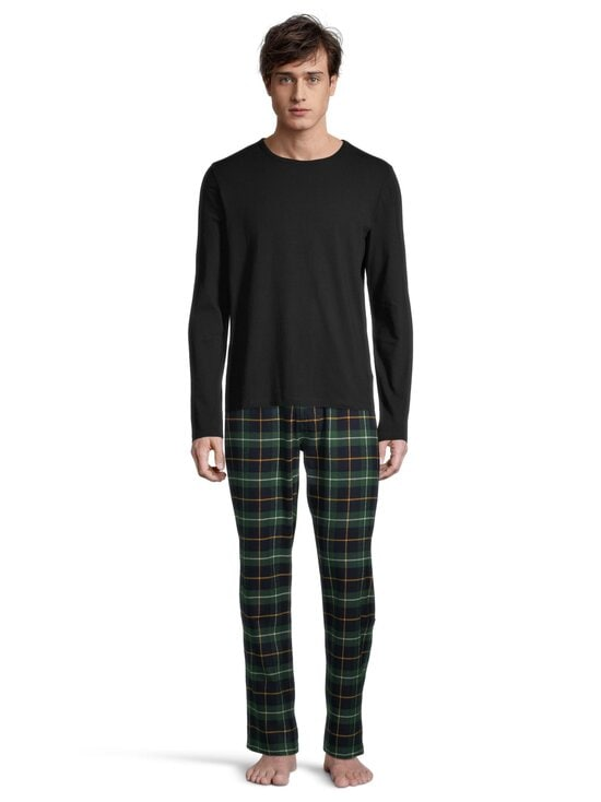 Superdry - Laundry Long Sleeve Top -paita - 02A BLACK | Stockmann - photo 2