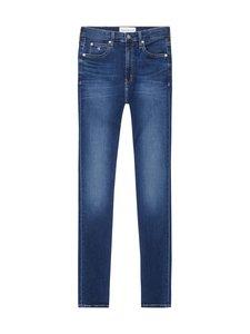 Calvin Klein Jeans - CKJ 010 High Rise Skinny -farkut - 1BJ AB048 DARK BLUE | Stockmann