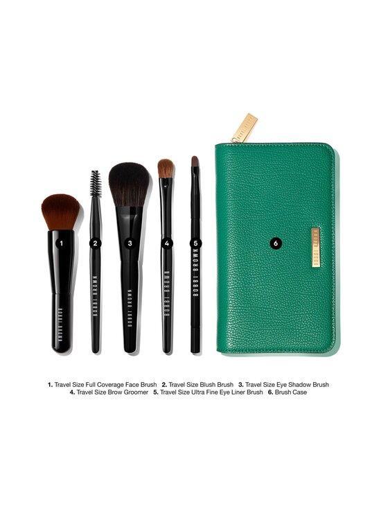 Bobbi Brown - Travel Brush Set -sivellinsetti - NOCOL | Stockmann - photo 2