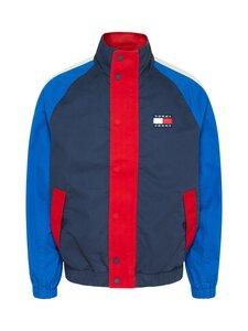 Tommy Jeans - TJM Badge Colorblock Jacket -takki - C87 TWILIGHT NAVY / MULTI | Stockmann