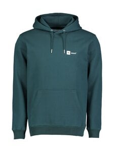 Makia - Dylan Hooded Sweatshirt -huppari - 790 TEAL | Stockmann