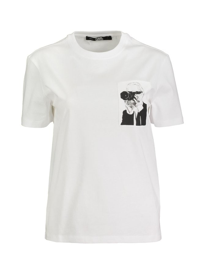 Karl Legend Pocket Tee -paita