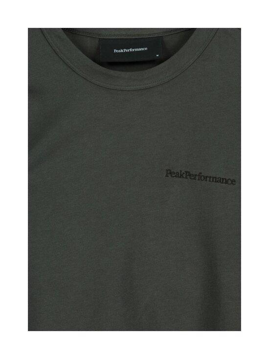 Peak Performance - M Moment Tee -paita - 15D BLACK OLIVE | Stockmann - photo 3