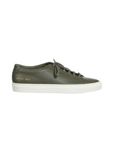 COMMON PROJECTS - Achilles Pebbled -nahkatennarit - 1010OLIVE | Stockmann