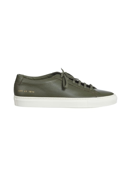 COMMON PROJECTS - Achilles Pebbled -nahkatennarit - 1010OLIVE | Stockmann - photo 1