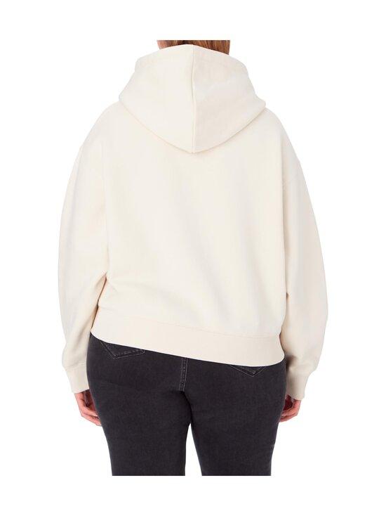 Calvin Klein Jeans Plus - Plus CK Eco Hoodie -huppari - AEO SOFT CREAM | Stockmann - photo 2