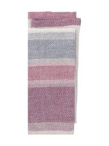 Lapuan Kankurit - Ruoste-pöytäliina/peitto 150 x 260 cm - 53 LINEN-RED-GREY | Stockmann