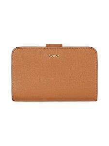 Furla - Babylon M Compact Wallet -nahkalompakko - 0244S MIELE+BALLERINA I   Stockmann