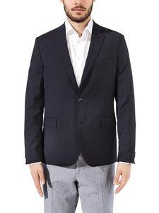 J.Lindeberg - Hopper Soft Comfort Wool -bleiseri - NAVY (TUMMANSININEN) | Stockmann