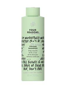 Four Reasons - Volume Shampoo -shampoo 300 ml - null | Stockmann