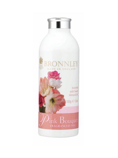 Pink Bouquet Talcum Powder -talkkipuuteri 100 g