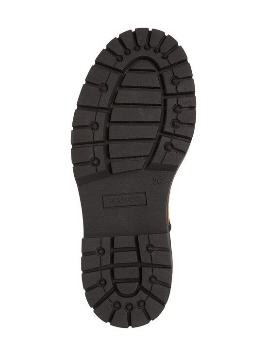 BIANCO - BiaDeb Lace-Up Short Boot -nahkanilkkurit - 720 MUSTARD | Stockmann - photo 3
