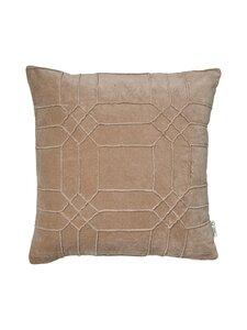 Classic Collection - Delhi-tyynynpäällinen 50 x 50 cm - SIMPLY TAUPE | Stockmann
