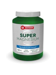 Bioteekki - Super Magnesium 100 tabl./111 g | Stockmann