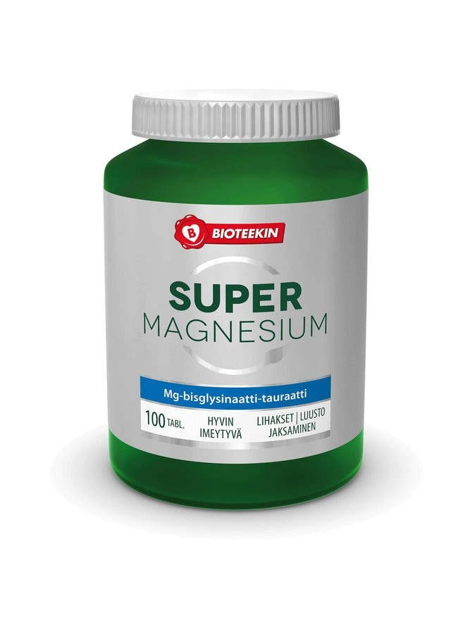 Super Magnesium 100 tabl./111 g