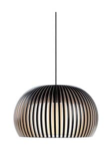 Secto Design - Atto birch -riippuvalaisin - BLACK | Stockmann