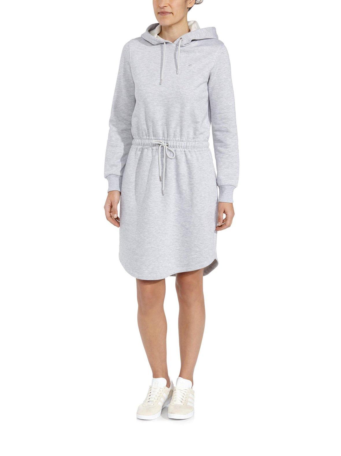 Grey Melange (harmaa) Röhnisch Collegemekko 299263  145985f50c