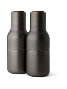 Menu - Bottle-maustemyllysetti - BRONZED BRASS, WALNUT | Stockmann