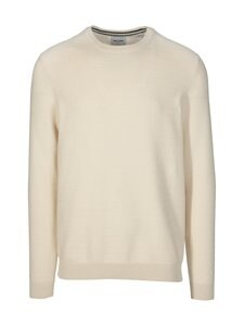 Only & Sons - OnsNathan-puuvillaneule - CLOUD DANCER   Stockmann