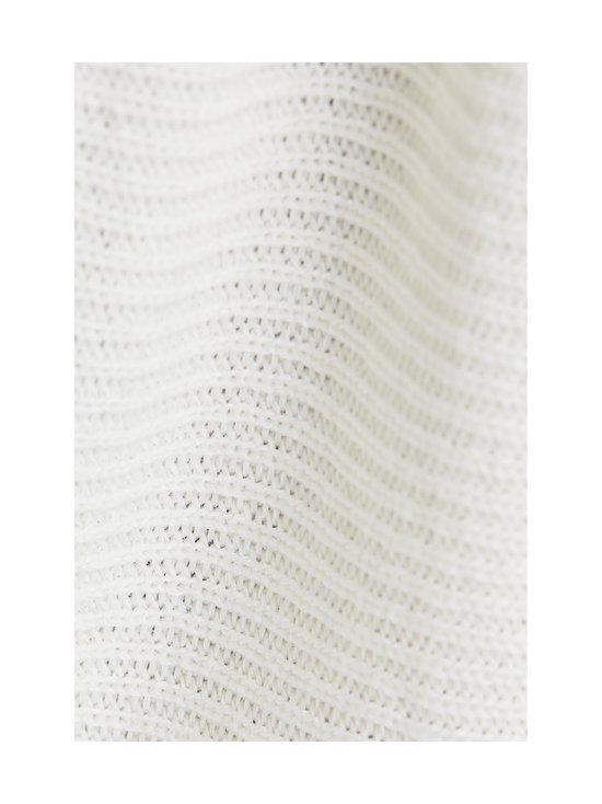 Esprit - Puuvillasekoiteneule - 110 OFF WHITE | Stockmann - photo 4