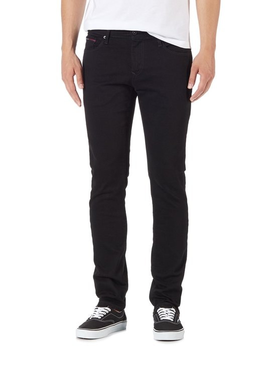 Tommy Jeans - Slim Scanton -farkut - BLACK COMFORT | Stockmann - photo 1