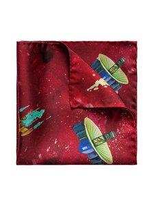 Eton - Silkkitaskuliina - 59 RED | Stockmann