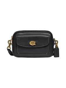 Coach - Willow Camera Bag -nahkalaukku - B4/BLACK | Stockmann