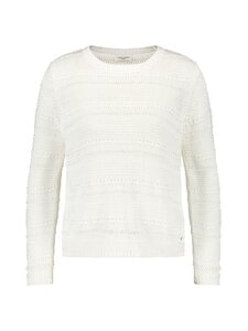 GERRY WEBER CASUAL - Puuvillaneule - 99700 OFF WHITE | Stockmann