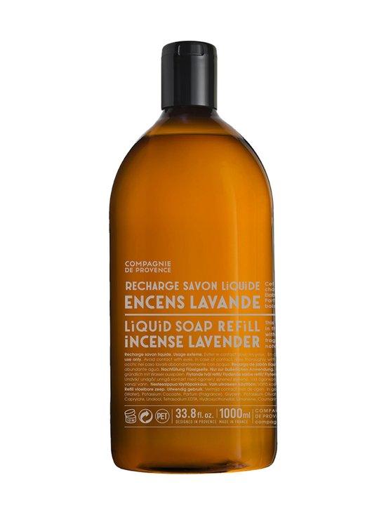 Compagnie de Provence - Version Originale Incence Lavender -nestesaippua, täyttöpakkaus 1 l - 1 | Stockmann - photo 2