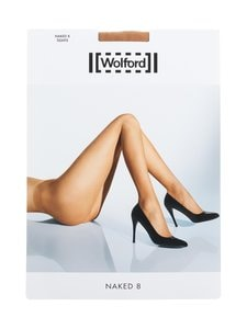 Wolford - Naked 8 den -sukkahousut - HONEY | Stockmann