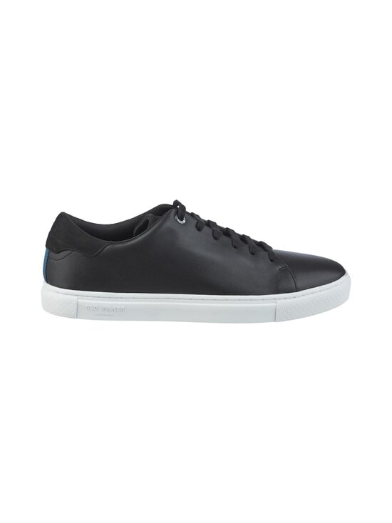 Ted Baker London - Darall Colour Sole Cupsole -nahkasneakerit - 00 BLACK | Stockmann - photo 1