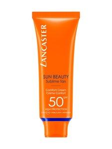 Lancaster - Comfort Touch Cream SPF 50 -aurinkosuojavoide kasvoille 50 ml | Stockmann
