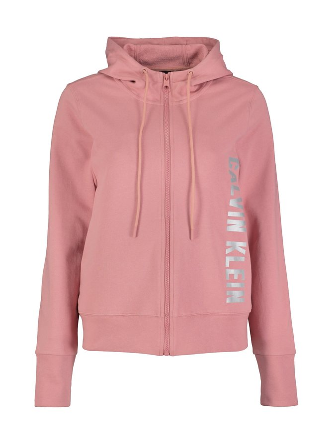 Full Zip Hooded Jacket -huppari