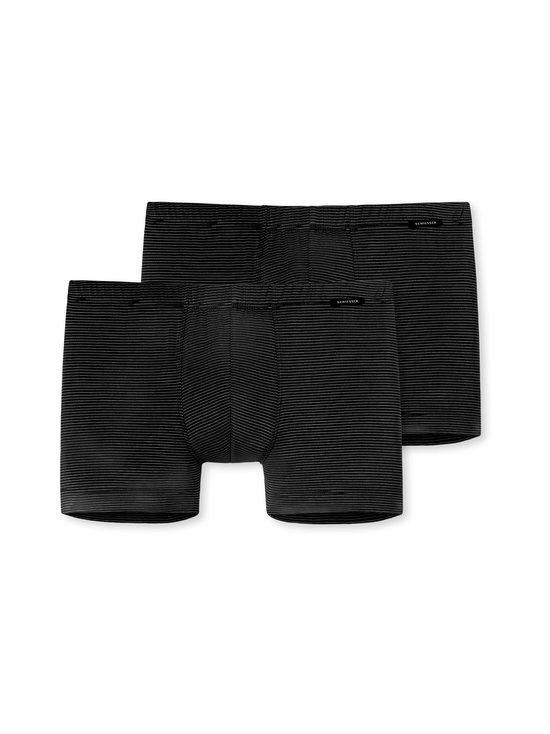 Schiesser - Bokserit 2-pack - 000 BLACK | Stockmann - photo 1