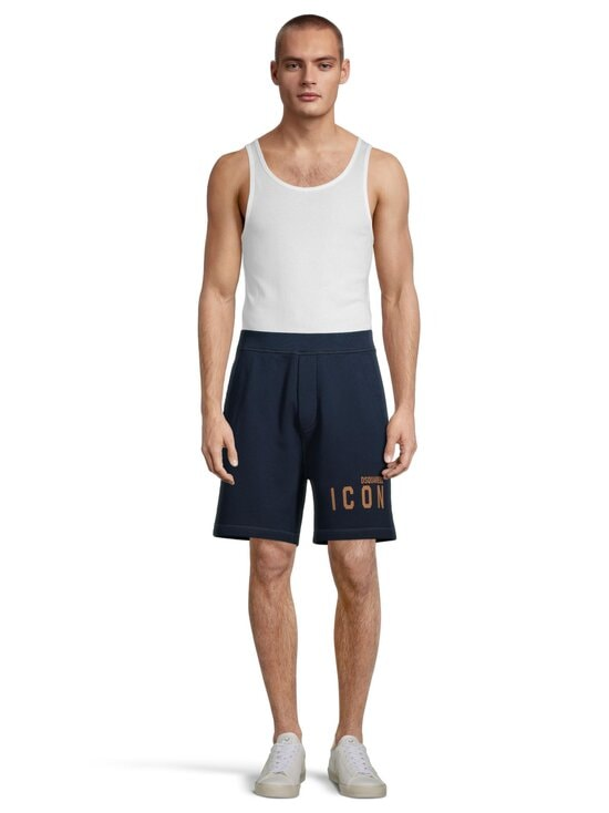 Dsquared - Icon Shorts -shortsit - 478 NAVY BLUE | Stockmann - photo 2