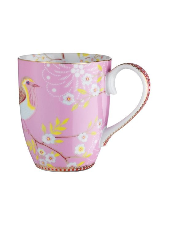 PIP Studio - Floral Early Bird -muki 0,35 l - PINK | Stockmann - photo 1