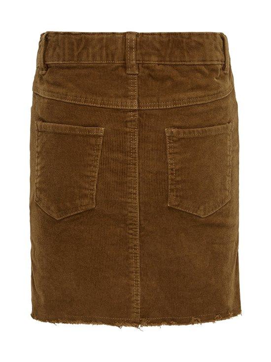 Kongina Corderoy Skirt -hame