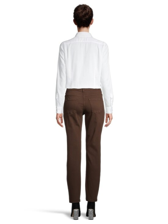 Mac Jeans - Dream Slim -farkut - 278R FAWN BROWN PPT | Stockmann - photo 3