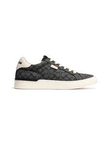 Coach - Signature Jacquard Low Top -sneakerit - BLK BLACK | Stockmann