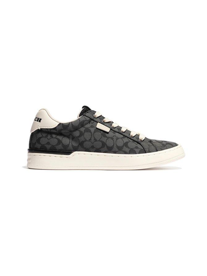 Signature Jacquard Low Top -sneakerit