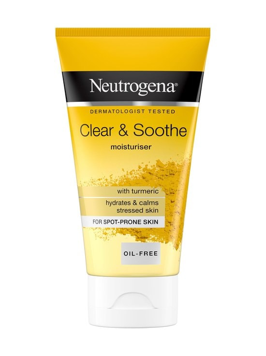 Neutrogena - Clear & Soothe Moisturiser -kosteusvoide 75 ml - NO COLOR | Stockmann - photo 1