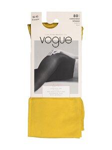 Vogue - Conscious Opaque 80 den -sukkahousut - 4903 PINEAPPLE | Stockmann