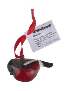 Mifuko - Punainen lintu -joulukoriste - PUNAINEN | Stockmann