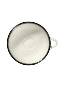 Serax - Dé Tableware by Ann Demeulemeester -kuppi 20 cl - OFF-WHITE/BLACK | Stockmann