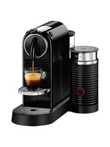 Nespresso - CitiZ & Milk -kahvikone - MUSTA | Stockmann