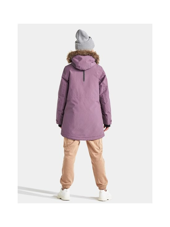 Didriksons - Jamila-parka - EGGPLANT | Stockmann - photo 4