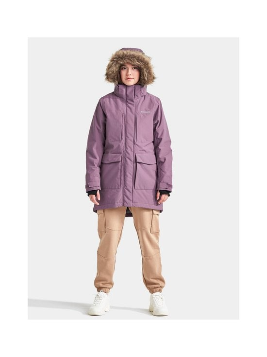 Didriksons - Jamila-parka - EGGPLANT | Stockmann - photo 7